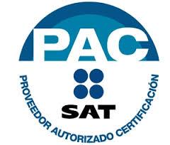 Actualización del certificado del PAC para emisión deCFDI