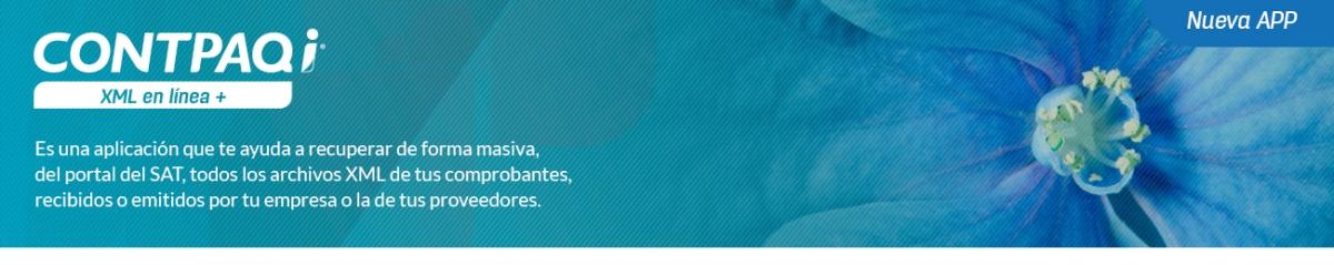 CONTPAQi® XML en línea+ versión2.0.2