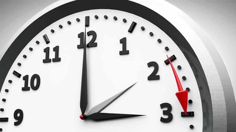 Finaliza el horario deverano